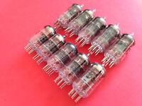 6J2P-EV 6Ж2П-ЕВ a-g 6AS6 5725 Tube Military Audiophile Pentode Hi-Fi NOS 10pcs