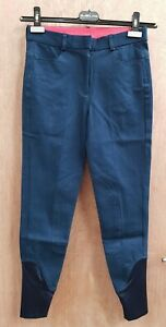 NEW WITH DEFECTS ** HARRY HALL SCULPTING BREECHES LADIES SIZE 8/24R