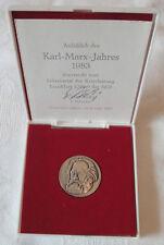 DDR - Karl Marx - 1983 - FRANKFURT/Oder - ANSEHEN (12498/1392N)