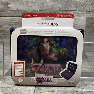 The Legend of Zelda: Majora's Mask 3D System Case Nintendo 3DS 2DS XL New by PDP