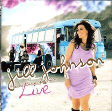 CD Jill Johnson, Baby Blue Paper LIVE, 2010,  Schweden, Eurovision, NEU NEW