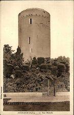 Issoudun Region Indre Frankreich France s/w AK 1939 La Tour blanche Weißer Turm