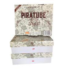 PIRATUBE LOT 3000 TUBES A CIGARETTE TUBE PREMIUM AVEC FILTRE MOUSSE (3 X 1000)