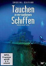 Tauchen in versunkenen Schiffen   ( DVD ) Neu & OVP