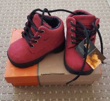 baby boy Nike boots size 3