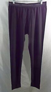 Men's Duluth Buck Naked Performance Base Layer Pants 38739 Black