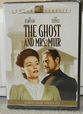 The Ghost and Mrs. Muir (DVD 2003) RARE 1947 REX HARRISON GENE TIERNEY BRAND NEW