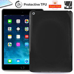 Shockproof Case For iPad Mini 4/5th Gen 7.9 Silicone Glossy TPU Protective Cover