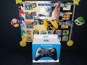 ORINGINAL NINTENDO Wii U PRO GAMEPAD || INKLUSIVE VERPACKUNG || GARANTIE ||