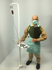 1/6 HASBRO US DOCTOR BATTLEFRONT SURGEON I.V. SURGICAL TRAY WW2 BBI DID DRAGON