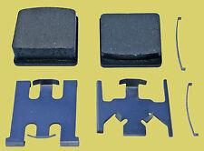Yamaha RD200DX front brake pads (1978-1980)
