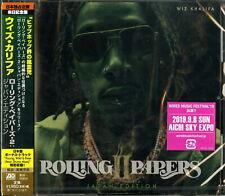 WIZ KHALIFA-ROLLING PAPERS 2-JAPAN CD BONUS TRACK E20