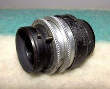 "Rare Cooke Kinic Taylor & Hobson 1"" 25mm F1.8 C Mount Prime Lens Made In England"