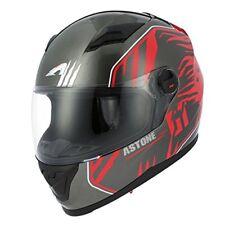 Astone Helmets Gt2g-predator-brs casco moto integral GT Negro/rojo talla S
