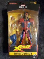 Marvel Legends X-Force Warpath BAF Strong Guy Wave Hasbro