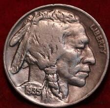 1935-D  Denver Mint Buffalo Nickel