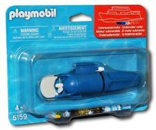 PLAYMOBIL SUBMARINO MOTOR 5159