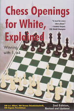 Chess Openings for White Explained (Chess Book)