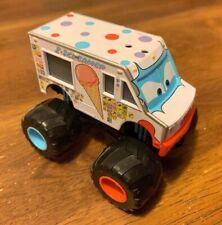 Disney Pixar Cars- Rare Toon Die-cast I Screamer Monster Truck.