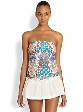 NWT  $173  MARC JACOBS  WHISPER  SMALL  COVER UP BANDEAU DRESS