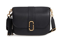 NWT  Marc Jacobs Interlock Leather Courier Messenger Crossbody Bag