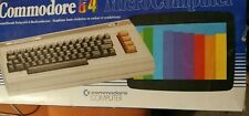 Commodore 64 C64G + Netzteil / Manual/ Disc in der OVP (100% ok) 142156 sealed