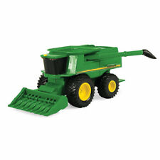 Tomy Collect-N-Play 1:32 Scale John Deere Mini Combine w/Grain Head