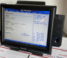Touch Dynamic Breeze All In One Touchscreen Pos System Working 180 4gb
