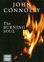 The Burning Soul - by John Connolly - MP3CD - Unabridged Audiobook