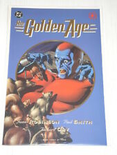 GOLDEN AGE BOOK 3 OF 4 DC GRAPHIC NOVEL ROBINSON ORY