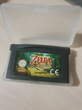 Zelda The Minish Cap Nintendo Game Boy Advance