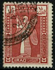 Stamps Iraq 1923 1 1/2 anna