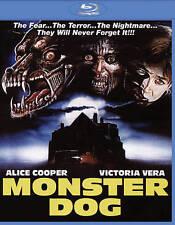 BLU-RAY Monster Dog (Blu-Ray) NEW Alice Cooper