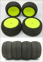 Gomme e cerchi set 4 pneumatici used pro line high quality modellismo auto rc
