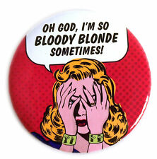 So Bloody Blonde' Belleza Espejo