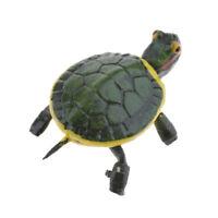 Vivid Animal Model Tortoise Figure Home Garden Art Craft Summer Decor DIY