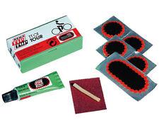 Tip-Top Fahrrad Flickset Flickzeug Reifenreparatur Reparaturset Reifen Reparatur