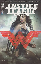JUSTICE LEAGUE UNIVERS 1 Variant 2016 DC comics Urban