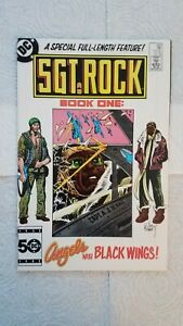 Sgt. Rock #405. LOTS OF  .99 CENT AUCTIONS!!!
