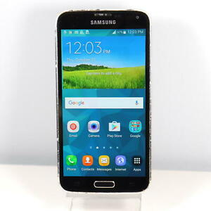 Samsung Galaxy S5 (TracFone) 4G LTE Smartphone B-Stock SM-G900P