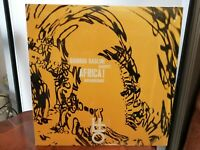 Giorgio Gaslini Quartet Africa Mikrokosmos jazz disco vinile PA/GO LP 301 top