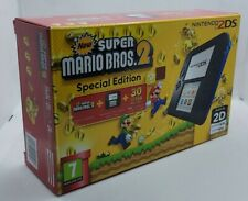Nintendo 2DS ***BOX ONLY*** New Super Mario Bros 2 ***VGC*** Read Description