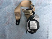 MERCEDES CLS W219 SEAT BELT REAR LEFT CREAM OEM 2198601985