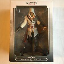 "Assassin's Creed II 2 Ezio Auditore Collection Statue Limited Edition ""RARE"""