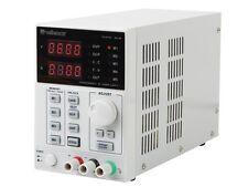 Alimentación Alim De Laboratorio Programable -0-30V / 5A- Doble Indicador LED