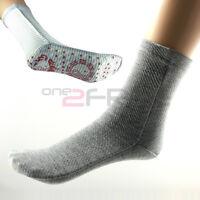 New Power Ionics F.I.R Self Heat Health Magnetic Fiber Therapy Arthritis Socks