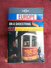 LONELY PLANET BOOK EUROPE ON A SHOESTRING 2nd EDITION