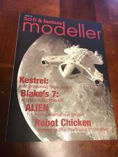 Sci Fi & Fantasy Modeller 15 - Kestrel, Blake's 7 , Space 1999 , Alien