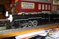 Lionel O gauge # 8606 Hudson steam Locomotive 4-6-4 NIB Road Boston & Albany 784