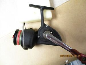 Old Vintage DAM QUICK No. 110 Spinning Reel - Made in West Germany